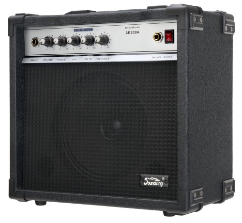 Soundking AK20-BA - Amplificador bajo eléctrico