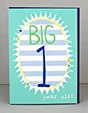 Jungen 1. Geburtstag Karten von Molly Mae (TS11)