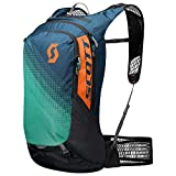 Scott Trail Protect Evo FR' 20 Fahrrad Rucksack blau/grün/orange