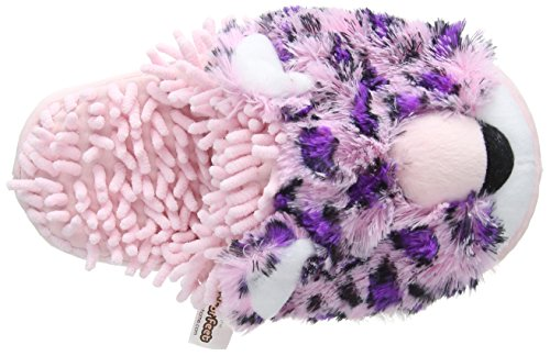 Aroma Home Fs10-0036, Unisex-Erwachsene Pantoffeln Pink / Violett