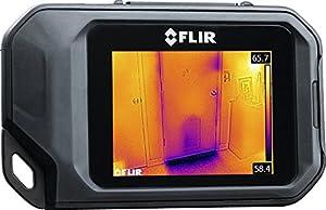 Flir C2 Système d'imagerie thermique compacte, Noir