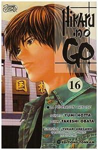 Hikaru no Go Edition simple Tome 16