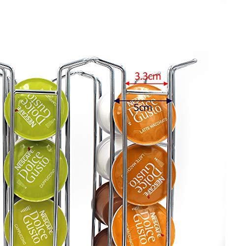 Zoom IMG-2 porta capsule caff dolce gusto