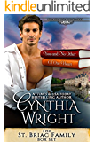 Renaissance Rogues: The St. Briac Family Boxed Set: (You & No Other, Of One Heart)