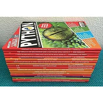 Lot De 17 Livres ' Les Guides De Linux Magazine / Pratique ' numéros hors-série: 1, 11, 30, 31, 32, 33, 40, 72, 73, 74, 75, 76, 77, 78, 90, 91, 92 - NEUFS