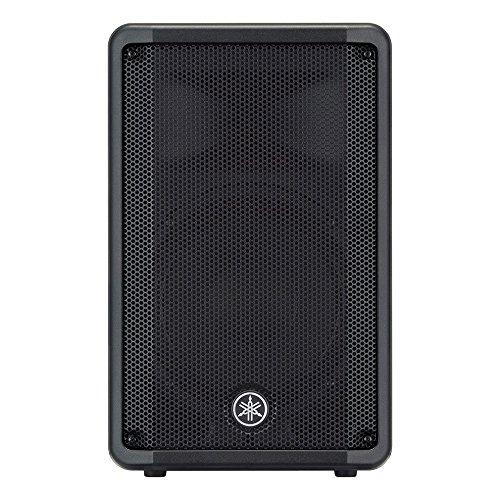 Yamaha dbr10Lautsprecher für MP3& iPod schwarz (Yamaha Ipod)