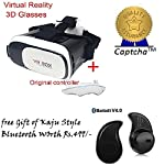 BEST Quality Assurance: Certified Mobile Care Kit that can Fulfill almost any mobile Purpose. 100% Comaptible Assurance with 180 Days Doorsteps Replacement Warranty on each product unit.New VR BOX 2.0 headsets will bring you to an immersive, fabulous...