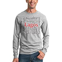 Billion Group | Capital Cities Cloud Lagos | City Collection | Men's Unisex Sweatshirt