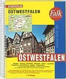 Falk Stadtatlas Großraum Ostwestfalen