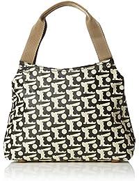 Orla Kiely Womens Classic Zip Shoulder Bag