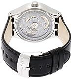 Swatch Homme Digital Quartz Montre avec Bracelet en Cuir YIS402