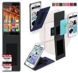 reboon Hülle für Elephone S3 Tasche Cover Case Bumper | Blau | Testsieger