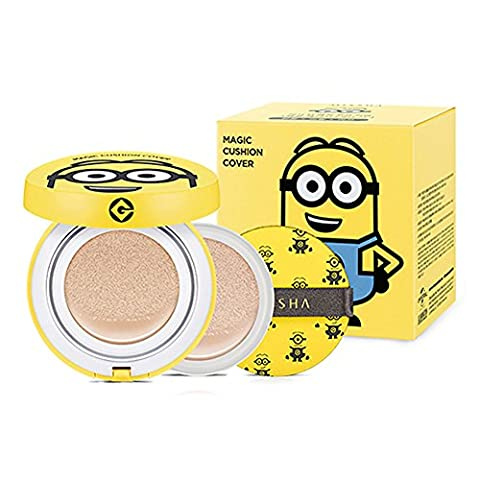 Missha [Minions Edition] M Magic Cushion Cover Special Package (No. 23)