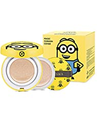 Missha [Minions Edition] M Magic Cushion Cover Special Package (No. 21)