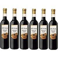 Pata Negra Roble D.O Ribera del Duero. Vino Tinto - 6 botellas x 750 ml