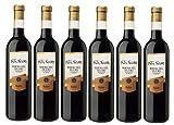 Pata Negra Roble D.O Ribera del Duero. Vino Tinto - 6 botellas x 750 ml - Total: 4500 ml