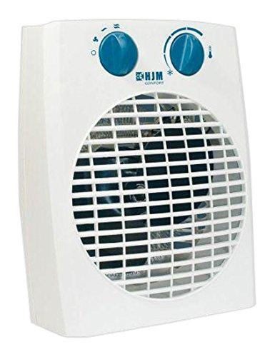 Hjm M269994 - Calefactor vertical 609 con termostato 2000w