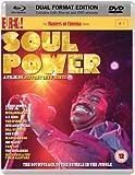 SOUL POWER (Masters of Cinema) (DVD & BLU-RAY DUAL FORMAT)
