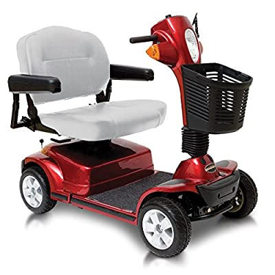 Pride Mobility Maxima 4 mph Heavy Duty Mobility Scooter