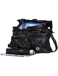 Billy the Kid Daytona Messenger Bag Leder 38 cm