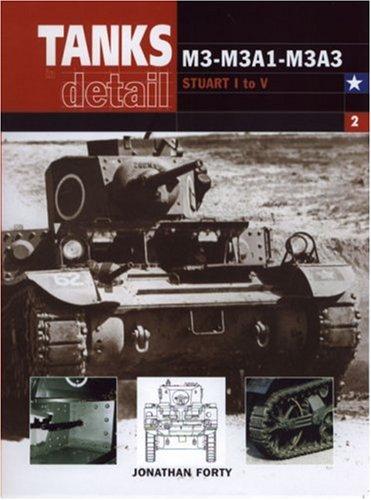 eBooks For Ipad Stuart M3 – M3A1 – M3A3 I-V (Tanks in Detail)