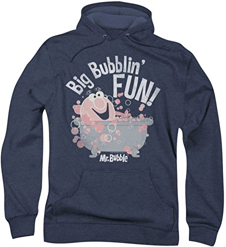mr-bubble-big-fun-bubblin-capuche-pour-hommes-xxx-large-navy