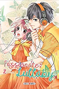 Passionate Lullaby Edition simple Tome 2