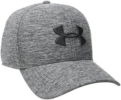 Under Armour Herren Sportswear UA Twist Closer Cap Caps, Black, M/L