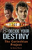 The Corinthian Project: Decide Your Destiny No. 4 (Doctor Who)