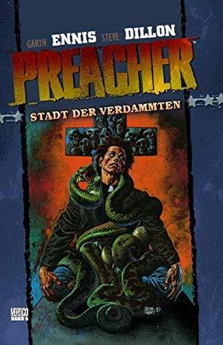 Preacher, Bd. 5: Stadt der Verdammten