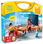 Playmobil 5971 City Life School Carry...
