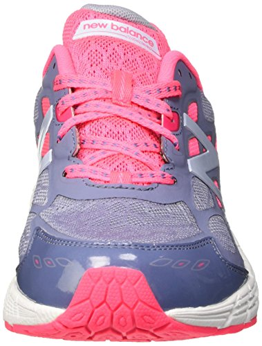 New Balance KJ880, Chaussures de running fille Rose (Pky Pink/Purple)