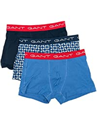 Gant 3-Pack Winter Star Mens Trunks PreSS18