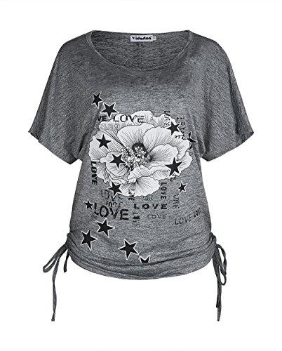 yidarton-womens-summer-butterfly-print-t-shirt-round-neck-short-sleeve-blouse-tops-large-star-grey