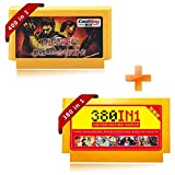 Bloomgreen Co. Coolboy 400 in 1 und 380 in 1 8 Bit FC NES Game Cartridge Classic Game Card [Videospiel]