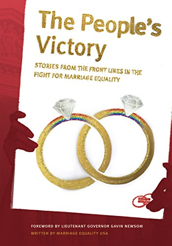 The People's Victory: Stories from the Front Lines in the Fight for Marriage Equality por Marriage Equality USA
