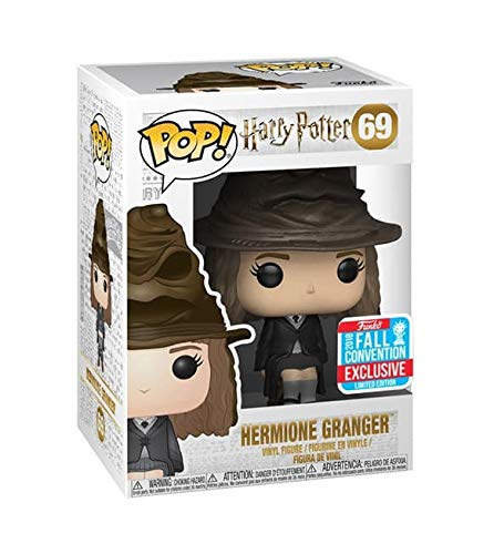 Funko Pop Hermione con Sombrero Seleccionador (Harry Potter 69) Funko Pop Harry Potter