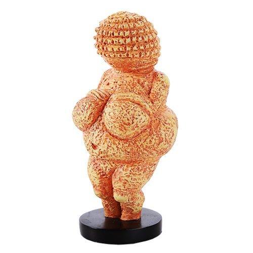 Pacific Giftware Statue Venus of Willendorf prähistorische Mutter Göttin Nachbildung, 11,9 cm