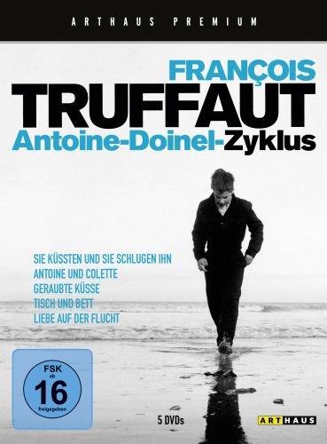 Bild von François Truffaut: Antoine-Doinel-Zyklus [5 DVDs]