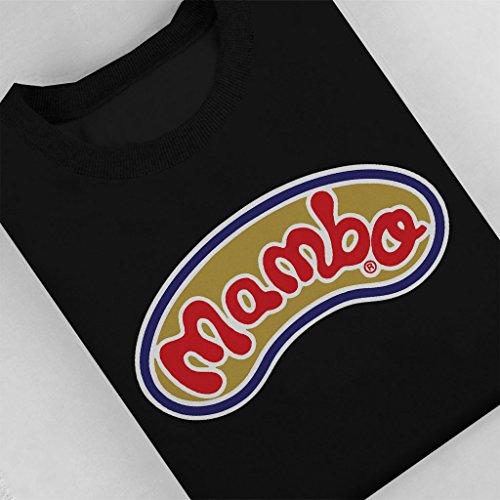 Mambo Sausage Women's Sweatshirt Black