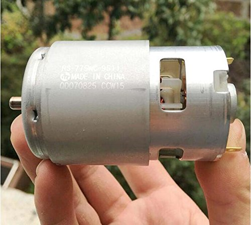 Powerful RS-775 DC Electric 775 Motor for Drill 12V 24V Brush Lawn Mower
