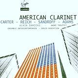 American clarinet | Carter, Elliott (1908-2012). Compositeur