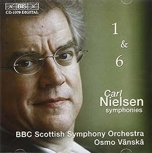Symphonies Nos. 1 and 6 (BBC Sso)