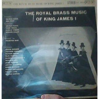 The Royal Brass Music Of King James I [Vinyl LP] [Vinyl LP]