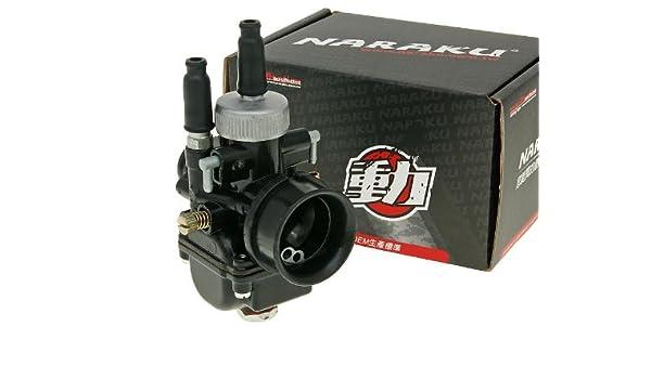 Vergaser NARAKU PHBG Black Edition 17,5mm