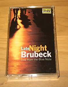 Late Night Brubeck-Live from B [CASSETTE]