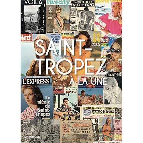 Saint-Tropez à la une