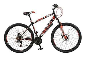 BOSS Men's Colt Bike, Black/Red, Size 27.5