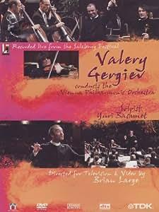 Gergiev conducts the Vienna Philharmonic : Prokofiev Classical symphony, Schnittke Viola Concerto, Stravinsky Firebird [DVD] [2011]