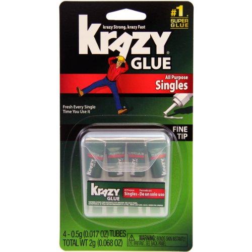 krazy-glue-krazy-glue-single-use-tubes-with-storage-case-4-per-pack
